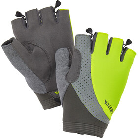 Hestra Apex Reflective Short Finger Gloves yellow hi-viz